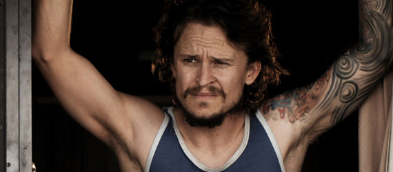 Damon Herriman aims to take a break from villainy - IF